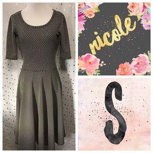LuLaRoe Dresses - LuLaRoe Nicole dress - NWT